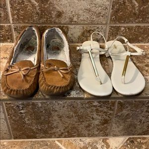 UC Slippers and Sandals Bundle
